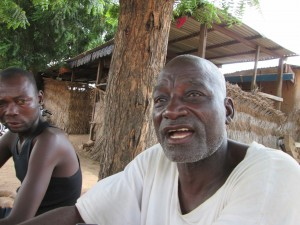 Sixty-three-year-old Danladi Pasayashi discusses attacks in Kukah, a village in Shendam Local Government once inhabited by more than 5,000 people but is now left with less than a hundred.